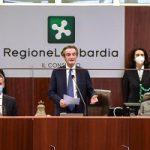 Discorso di Fontana per i 50 anni di Regione Lombardia