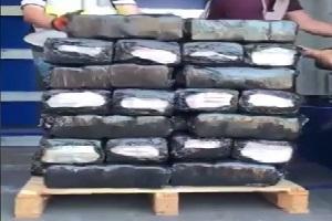 Arrestato autotrasportatore spagnolo con 350 kg di hashish