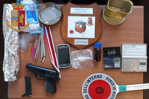 Via Capecelatro:  arrestato 42enne per spaccio