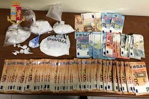 Scoperto laboratorio di cocaina in via Giambellino