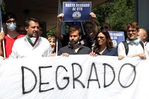 Salvini: Sala usa Milano per fare carriera politica