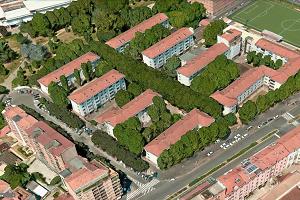 Tre progetti per tre quartieri popolari