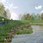Avviati i lavori per la vasca di laminazione nel Parco Nord