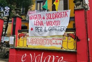 De Corato (FdI). sinistra in Consiglio Comunale appoggia gli autonomi abusivi lambretta