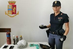 Coppia arrestata con mezzo chilo di droga al Parco Sempione