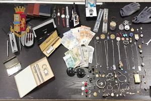 Sei arresti per furti in appartamento