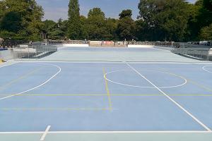 Al Parco Trotter nascono due campi multisport