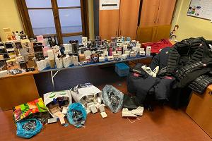 Sequestrati oltre 30mila euro di profumi contraffatti