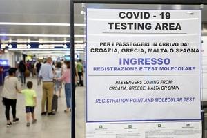 Tampone a 6.000 dei 20.000 viaggiatori rientrati in città