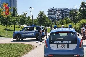 Controlli di Polizia a Quarto Oggiaro, City Life e viale Monza