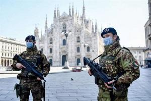 Magrebino prende in ostaggio vigilante nel Duomo