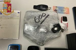 Sequestrato 1 kg di droga in Lorenteggio