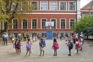 Completati i lavori nell'80% delle scuole lombarde