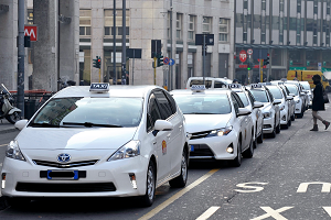 Duemila iscritti al servizio voucher taxi