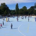 Aperti alla cittadinanza i nuovi campi gioco del Parco Trotter