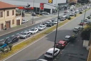Primo incidente sulla ciclabile di Viale Monza. De Corato: i milanesi dovranno abituarsi