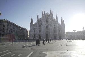In piazza Duomo tendone per i vaccini antinfluenzali