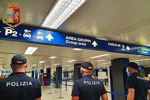 Arrestato a Linate con documenti falsi