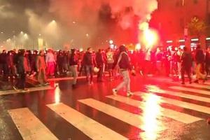 Manifestazione e incidenti: 28 denunciati