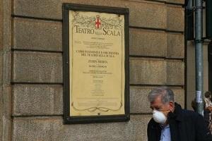 Focolaio di covid alla Scala