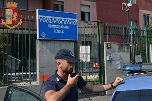 Arrestato spacciatore a San Siro