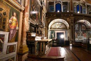 Riapre al pubblico la chiesa di San Maurizio al Monastero Maggiore in corso Magenta