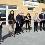 Inaugurato il nuovo hub contro lo spreco alimentare in via Bassini