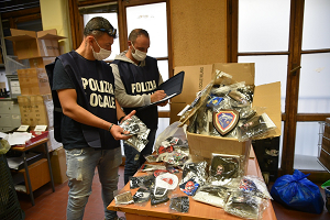 Sequestrate circa 7mila mascherine contraffatte e pericolose