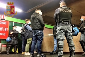 Porta Genova: 198 controllati, 4 indagati, 11 multe per le mascherine