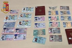 Documenti falsi: arrestato un cittadino ceceno
