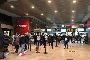 Milano: lockdown ma non troppo