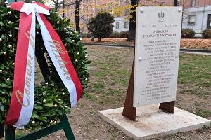 Deposte le corone per il 17° anniversario della strage di Nassiriya