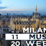 Dal 16 al 22 novembre Milano Music week in streaming