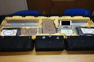Linate: in un anno 50 kg di droga nella posta