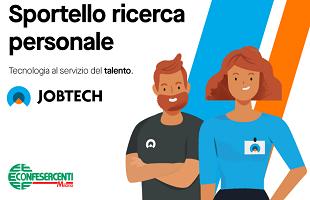 Arriva il nuovo Sportello Ricerca Personale digitale, in collaborazione con Jobtech