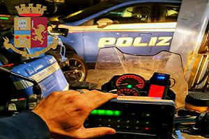 La Polizia arresta due pusher