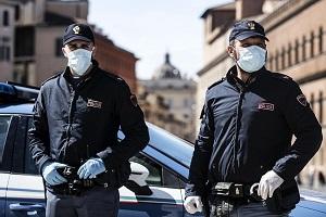 Protocolli sanitari per gli operatori di Polizia contraddittori e rischiosi