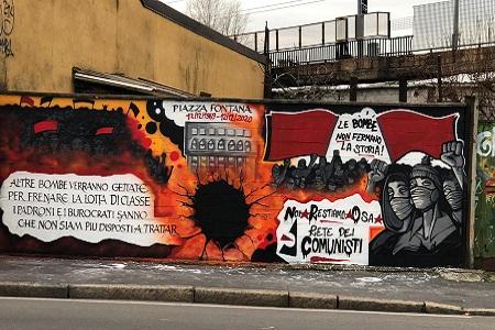 Osnato (FdI): centri sociali minacciano lotta di classe a suon di bombe