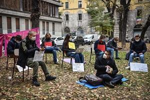 Sala appoggia la protesta degli studenti