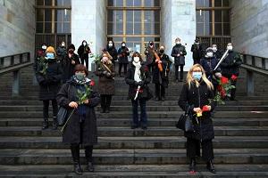 Giustizia: flashmob giudici onorari