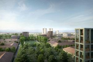 Nella ex Caserma Mameli un parco urbano con edilizia sociale e servizi