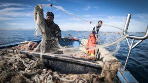 pescatori sequestrati