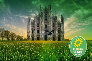 Verdi alleati di Sala per una svolta Green