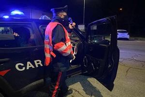 Ubriaca investe un Carabiniere