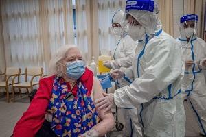 Al Trivulzio vaccinati il 92% degli ospiti