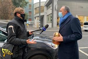 Tapiro a Gallera: Moratti ottima persona