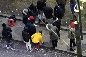 Sardone (Lega): in Centrale bisca clandestina di immigrati