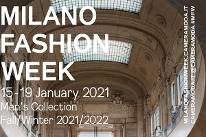 Milano Moda Uomo 40 brand, 4 sfilano dal vivo