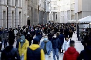 I milanesi tornano a fare shopping