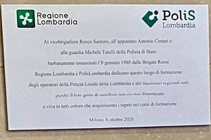 De Corato commemora la strage di via Schievano